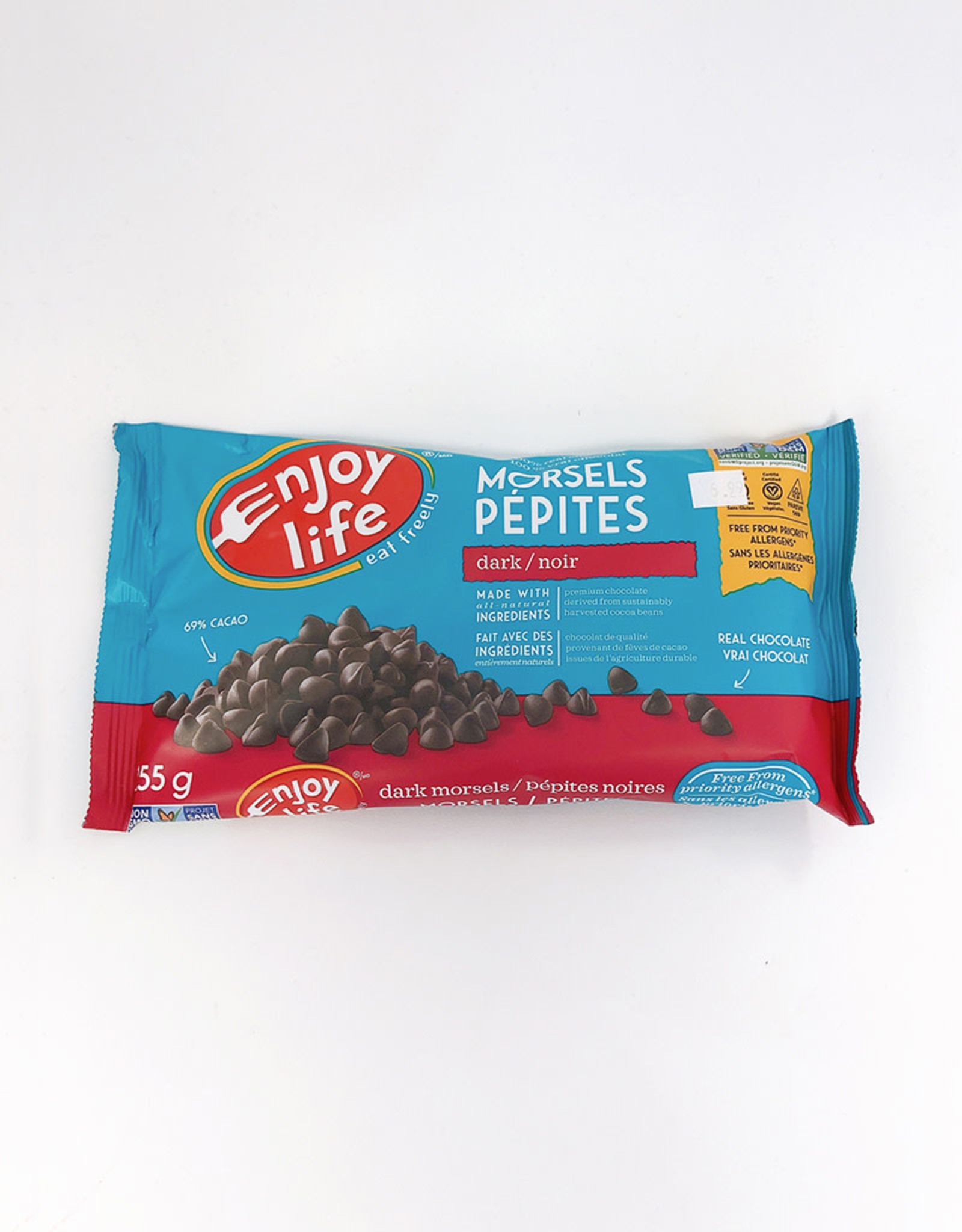Enjoy Life Foods Enjoy Life - WF GF Dark Chocolate Chips (255g)