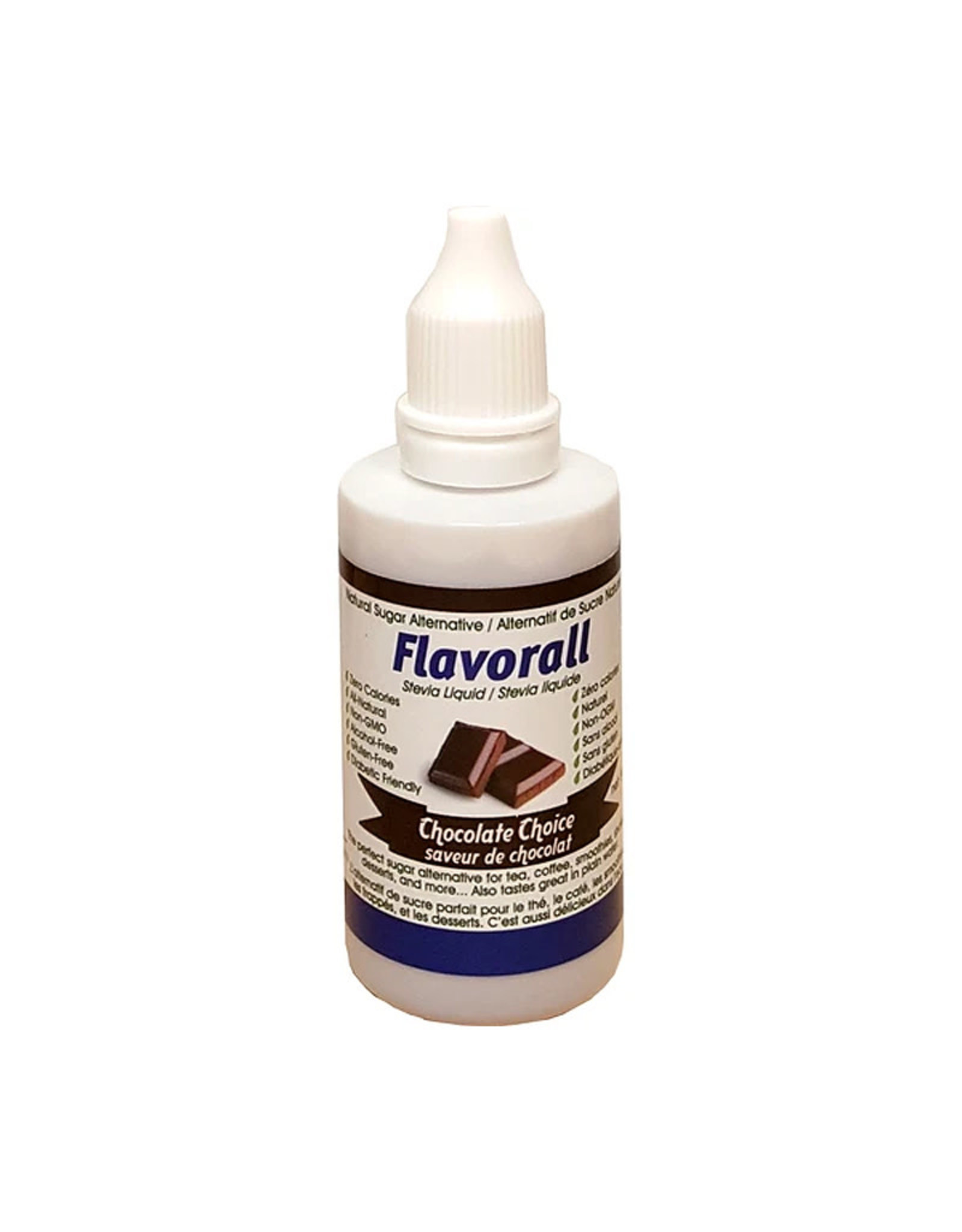 Flavorall Flavorall - Liquid Flavoured Stevia, Chocolate Choice
