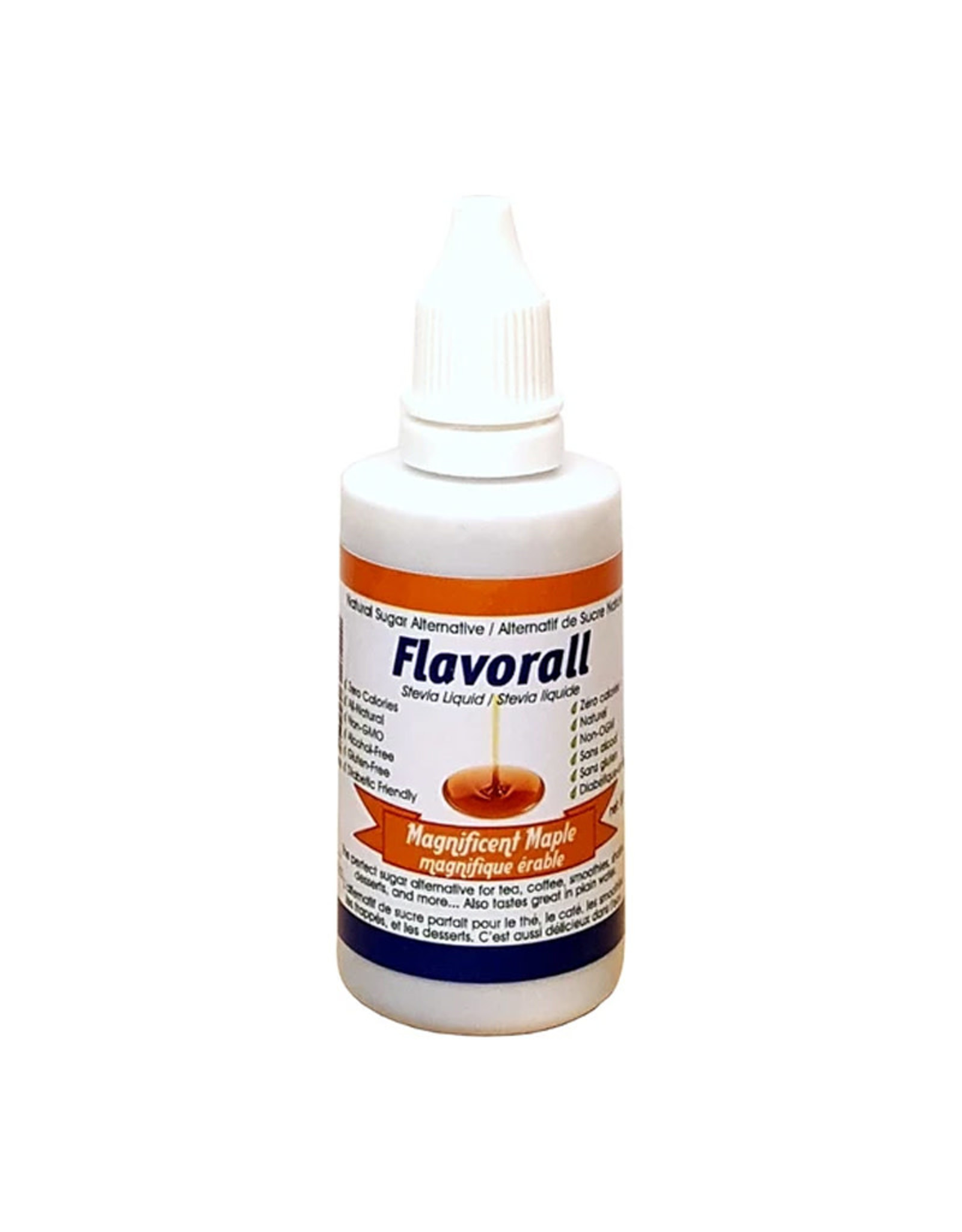 Flavorall Flavorall - Liquid Flavoured Stevia, Magnificent Maple