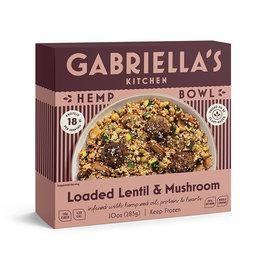 Gabriellas Kitchen Gabriellas Kitchen - Hemp Bowls, Loaded Lentil & Mushroom (283g)