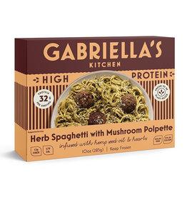 Gabriellas Kitchen Gabriellas Kitchen - High Protein, Spaghetti with Meatballs (300g)