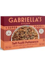 Gabriellas Kitchen Gabriellas Kitchen - Teff, Fusilli Puttanesca (300g)