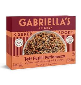 Gabriellas Kitchen Gabriellas Kitchen - Teff, Fusilli Puttanesca (300g)