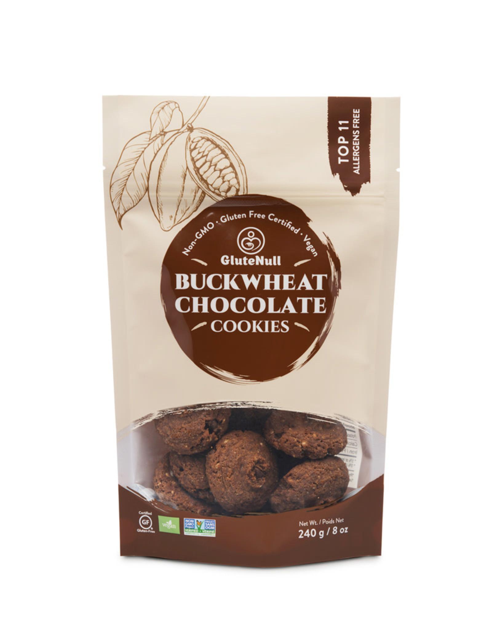 GluteNull Bakery GluteNull Bakery - Buckwheat Chocolate Cookies