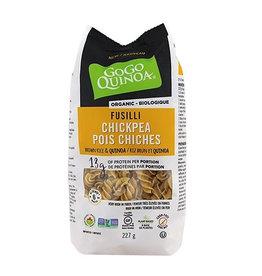 Gogo Quinoa GOGO Quinoa - Pasta, Organic Chickpea Fusilli (227g)