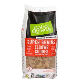 Gogo Quinoa GOGO Quinoa - Pasta, Super Grains Macaroni Elbow (227g)