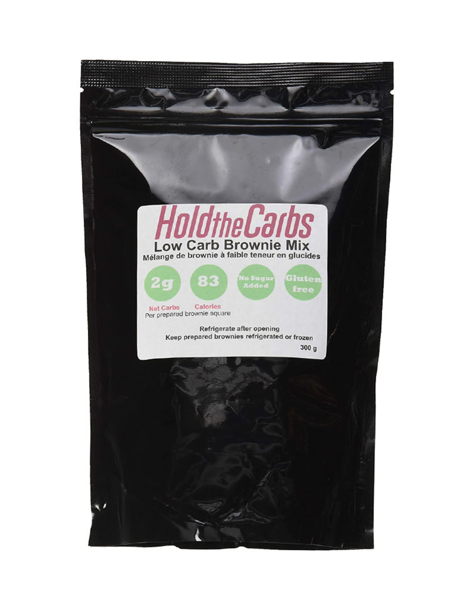Hold the Carbs Hold The Carbs - Low Carb Brownie Mix (300g)