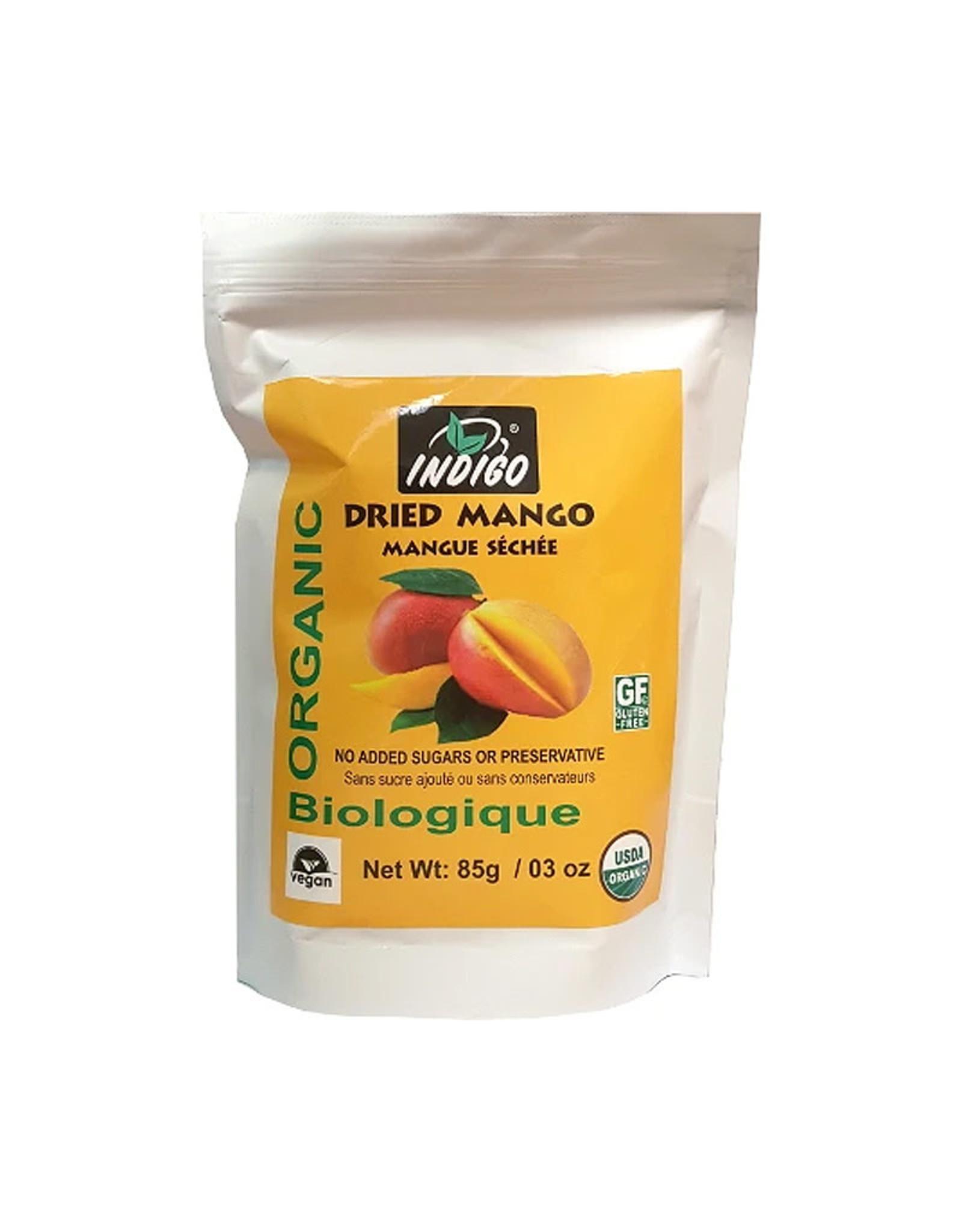 Indigo Indigo - Organic Dried Mango (85g)