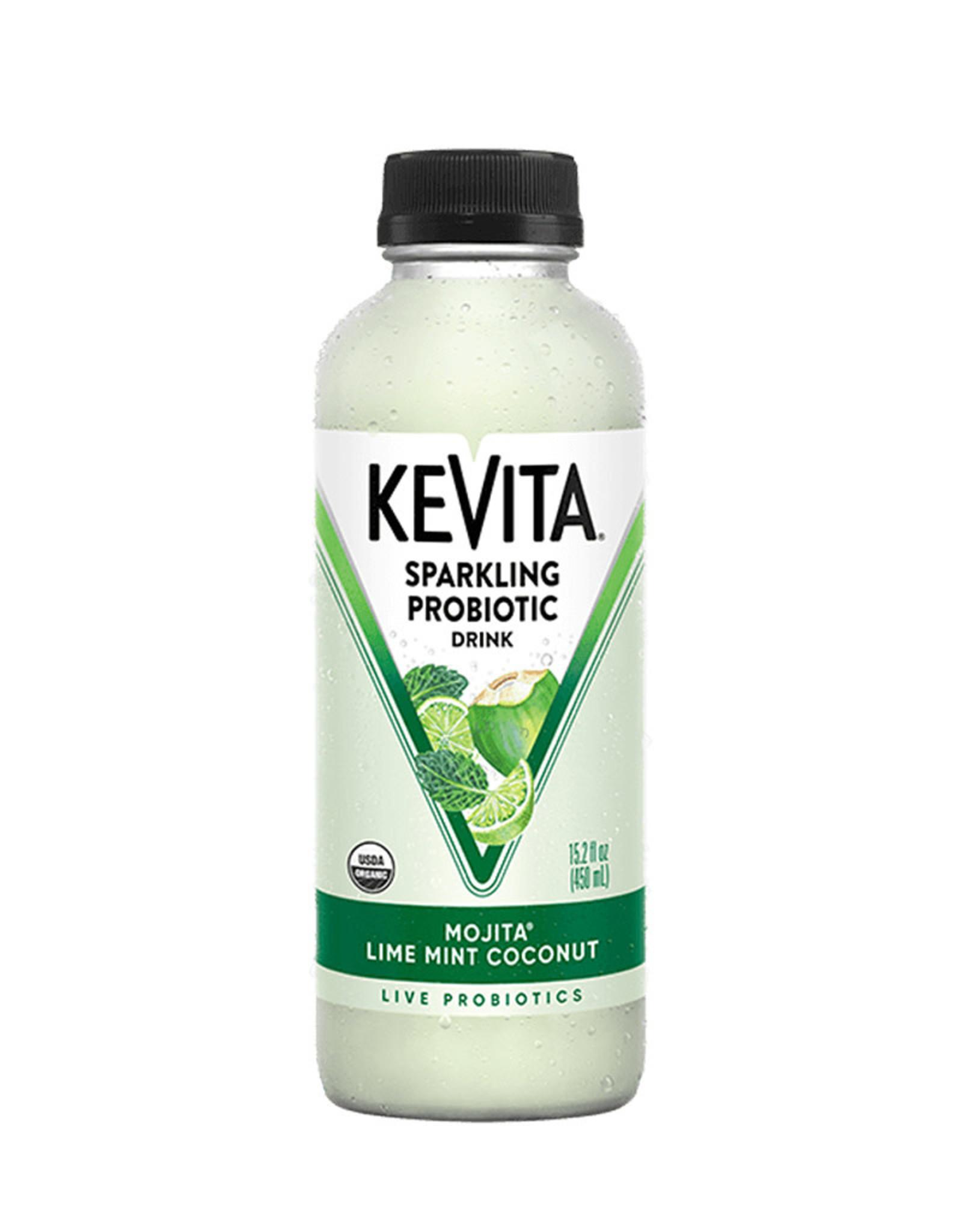 KeVita KeVita - Kefir Water, Lime Mint Coconut (450ml)