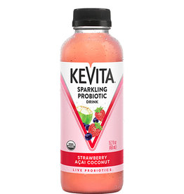 KeVita KeVita - Kefir Water, Strawberry Acai Coconut (450ml)