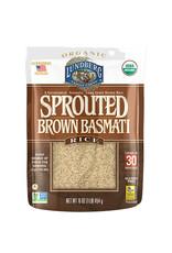Lundberg Lundberg - Sprouted Brown Basmati Rice (454g)