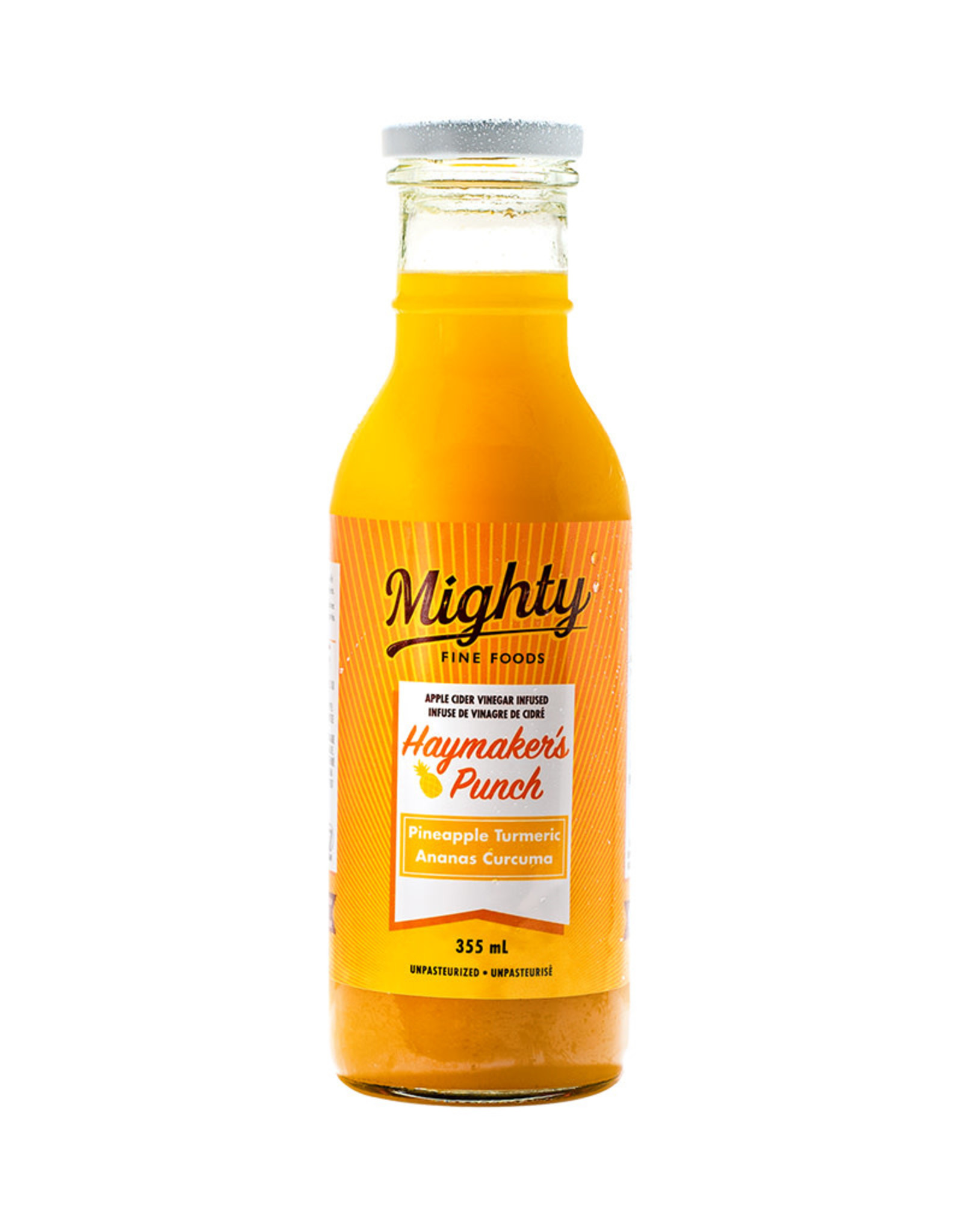 Mighty Fine Brine Mighty Fine Brine - Haymakers Punch, Pineapple Turmeric (355ml)