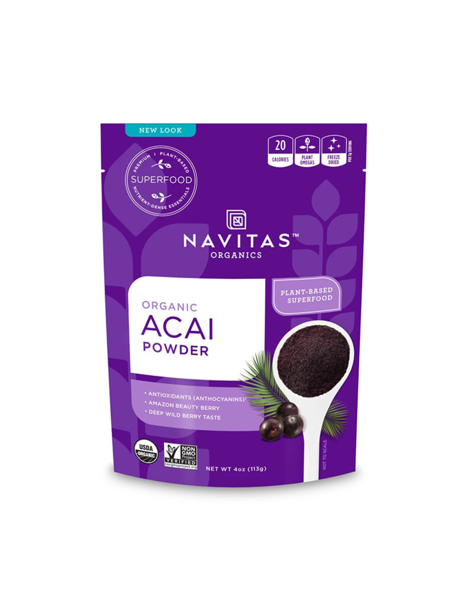 Navitas Navitas - Acai Powder (113g)