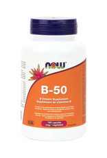 NOW Foods NOW Foods - B-50 Complex (100vcaps)