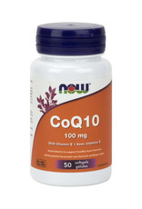 NOW Foods NOW Foods - CoQ10 100mg (50sgels)