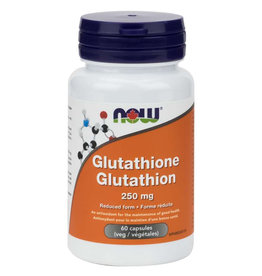 NOW Foods NOW Foods - Glutathione 250mg (60Vcaps)