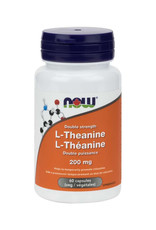 NOW Foods NOW Foods - L-Theanine 200mg (60vcaps)