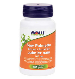 NOW Foods NOW Foods - Saw Palmetto Extract 160mg (120softgels)
