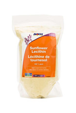 NOW Foods NOW Foods - Sunflower Lecithin Powder Non GMO (454g)