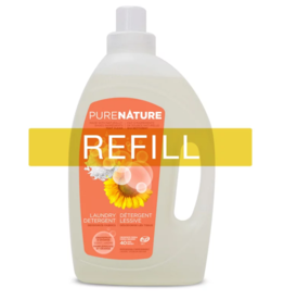 Purenature Purenature - Laundry Detergent, Orange & Grapefruit - REFILL