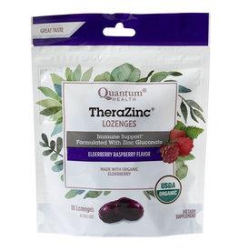 Quantum Health Quantum Health - TheraZinc Lozenges, Elderberry Raspberry