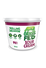 Rolling Meadow Rolling Meadow - Grass Fed Sour Cream 14% (500g)
