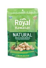 Royal Hawaiian Orchards Royal Hawaiian Orchards - Macadamia Nuts, Natural (142g)