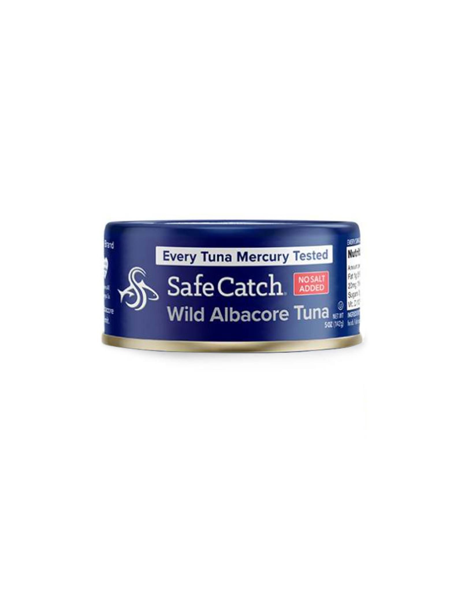 Safe Catch Safe Catch - Wild Albacore Tuna, No Salt (142g)