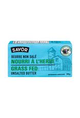 Savor Savor - Grass Fed Butter, Unsalted (250g)