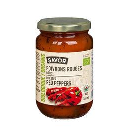 Savor Savor - Organic Roasted Red Pepper (340ml)