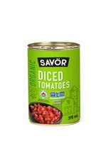 Savor Savor - Organic Tomatoes, Dices (398ml)
