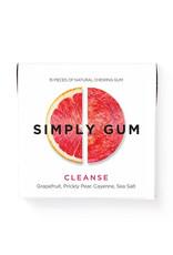 Simply Gum Simply Gum - Cleanse, Grapefruit, Prickly Pear, Cayenne, Sea Salt