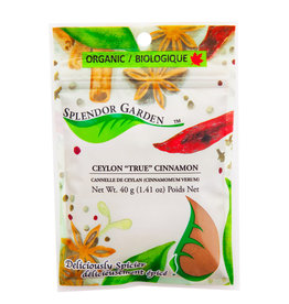 Splendor Garden Splendor Garden - True Cinnamon Ground Ceylon