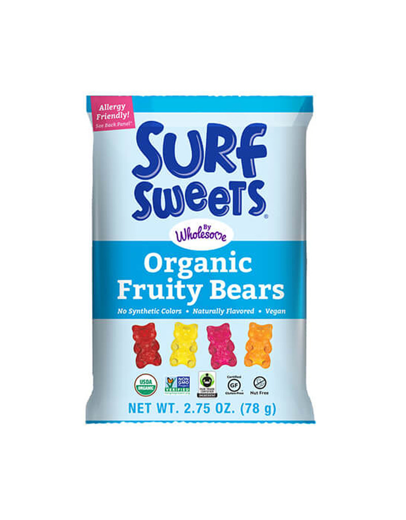 Surf Sweets Surf Sweets - Organic Gummy Bears