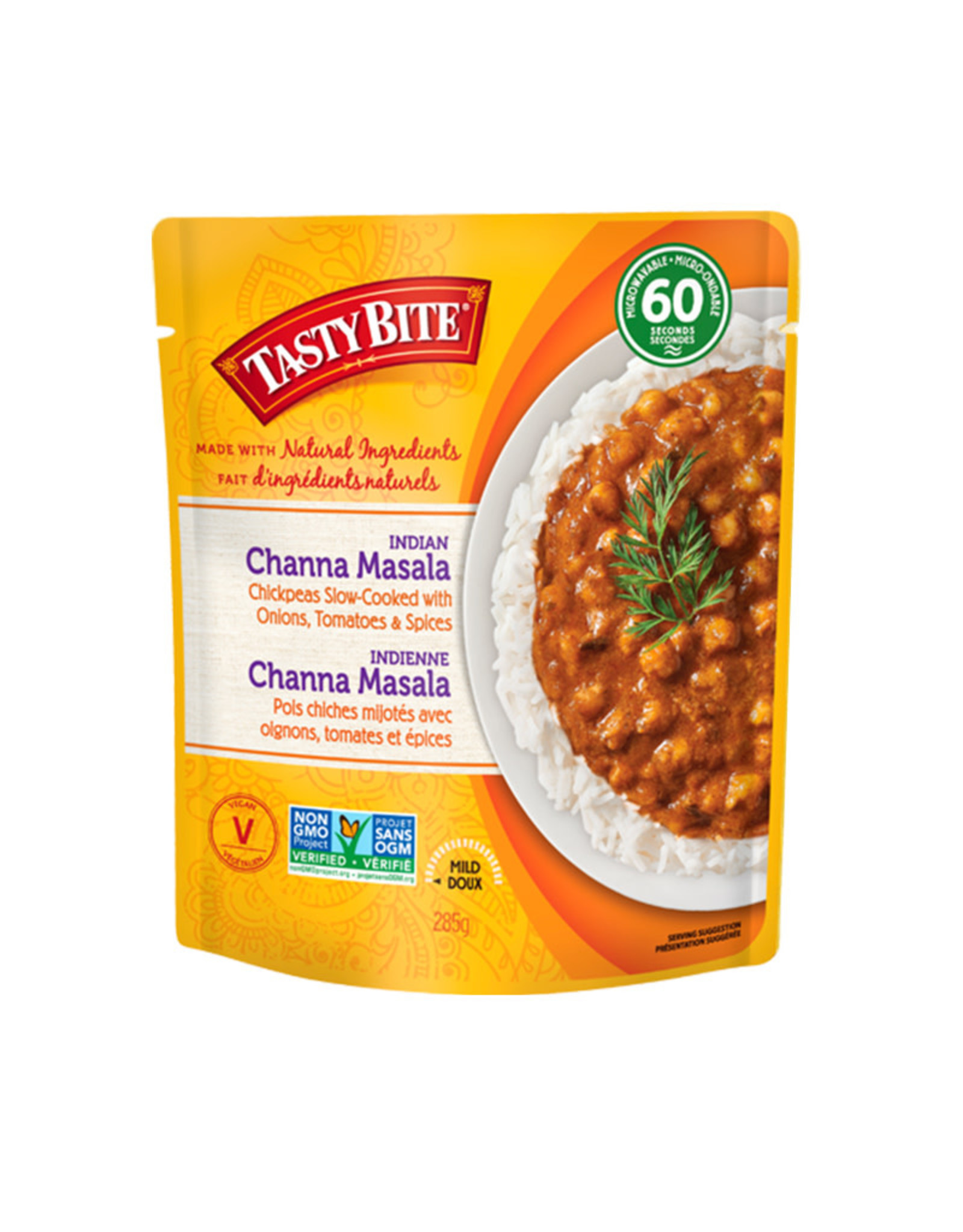 Tasty Bite Tasty Bite - Indian Channa Masala (285g)