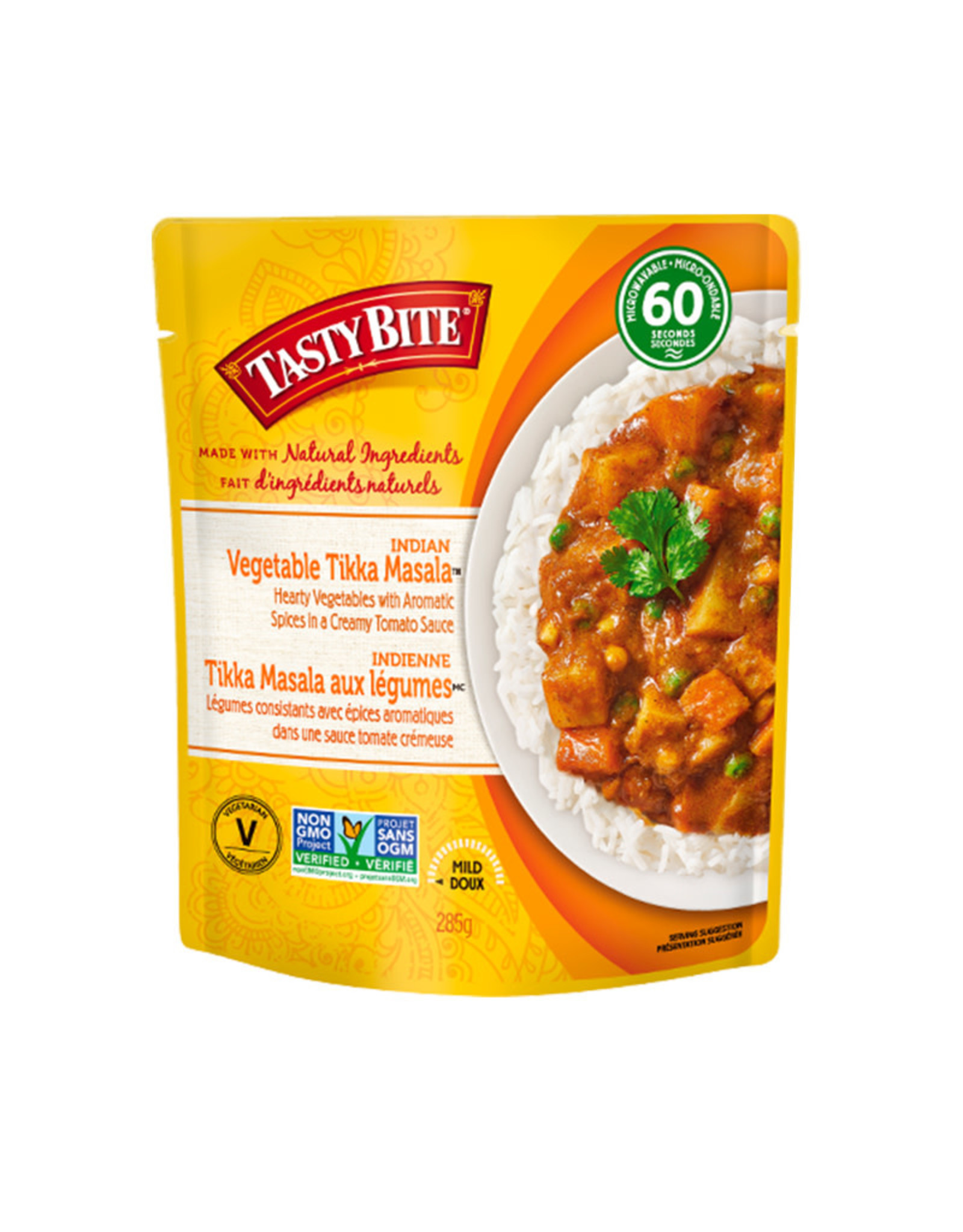 Tasty Bite Tasty Bite - Indian Vegetable Tikka Masala (285g)