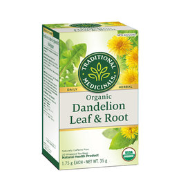 Traditional Medicinals Traditional Medicinals - Herbal Tea, Dandelion Leaf & Root Tea