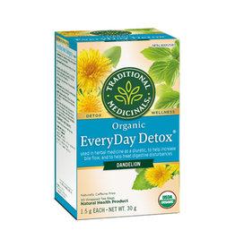 Traditional Medicinals Traditional Medicinals - Herbal Tea, Everyday Detox Dandelion