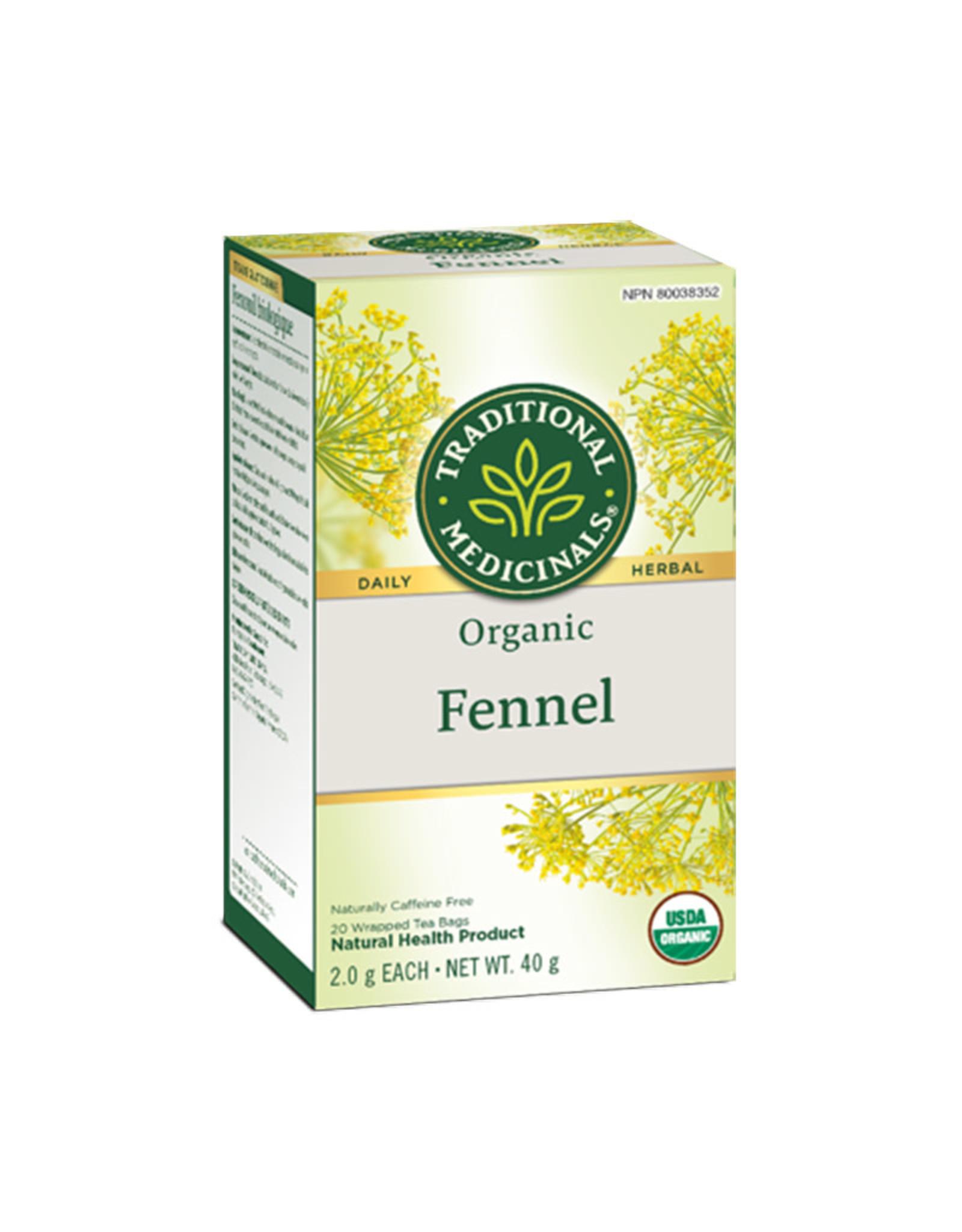 Traditional Medicinals Traditional Medicinals - Herbal Tea, Organic Fennel