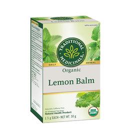 Traditional Medicinals Traditional Medicinals - Herbal Tea, Organic Lemon Balm