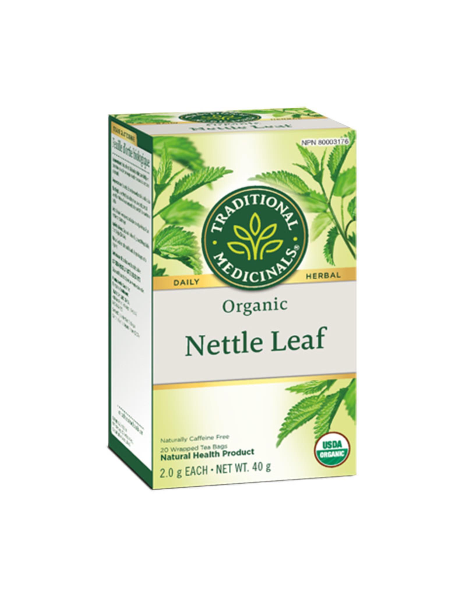 Traditional Medicinals Traditional Medicinals - Herbal Tea, Organic Nettle Leaf