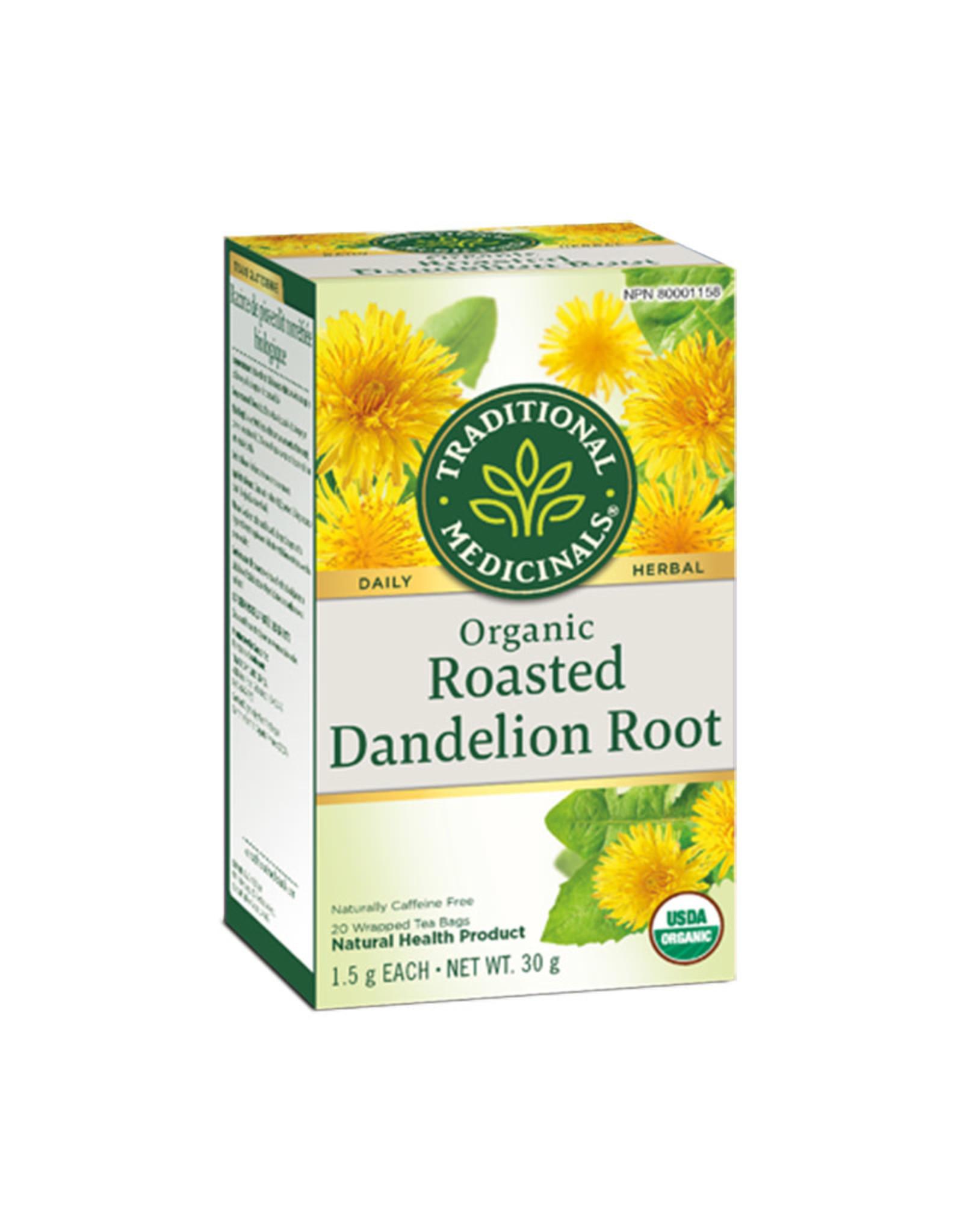 Traditional Medicinals Traditional Medicinals - Herbal Tea, Organic Roasted Dandelion Root