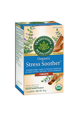Traditional Medicinals Traditional Medicinals - Herbal Tea, Organic Stress Soother Chinnamon