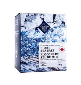 Vancouver Island Sea Salt Vancouver Island Sea Salt - Flake (250g)