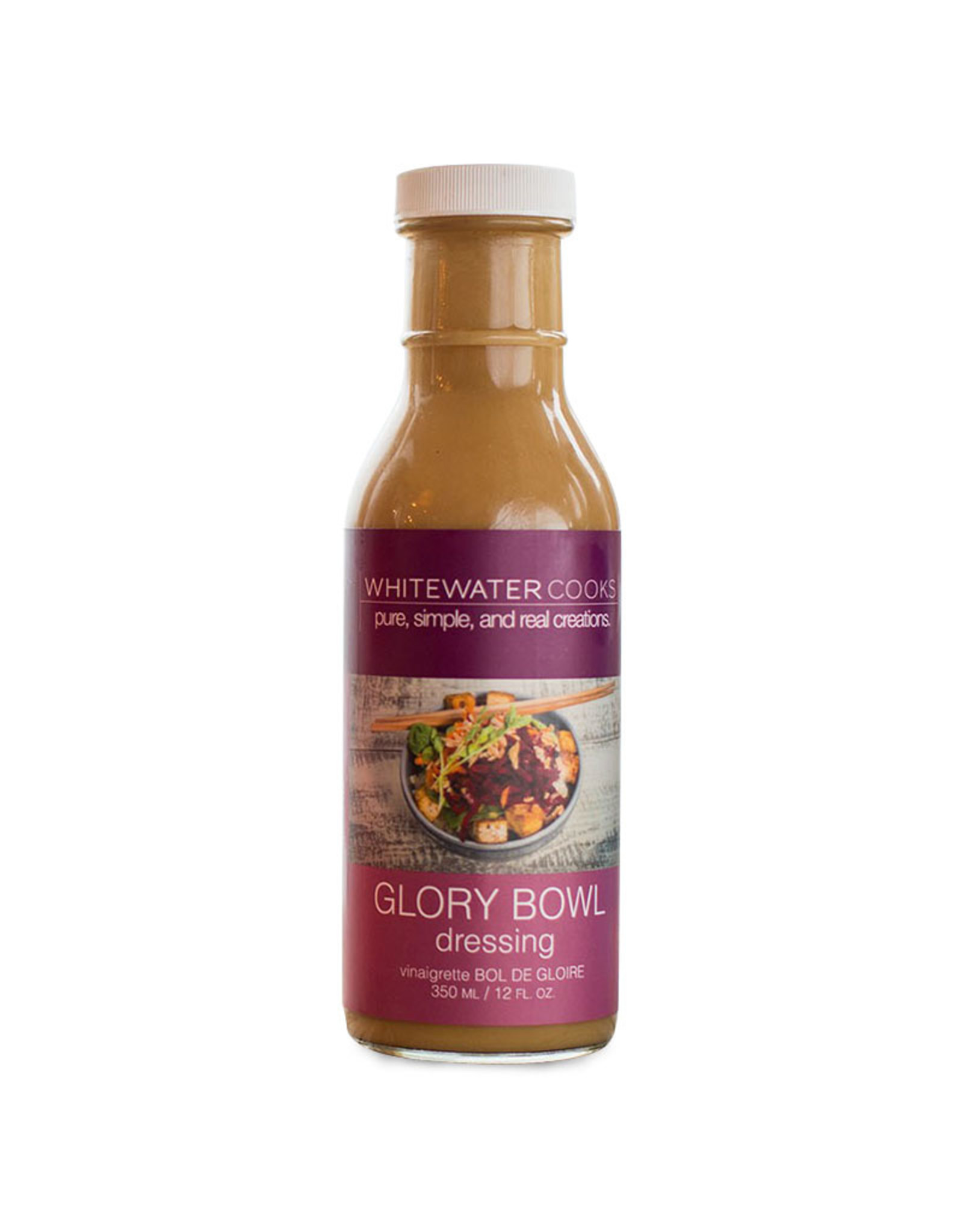 Whitewater Cooks Whitewater Cooks - Dressing, Glory Bowl (350ml)