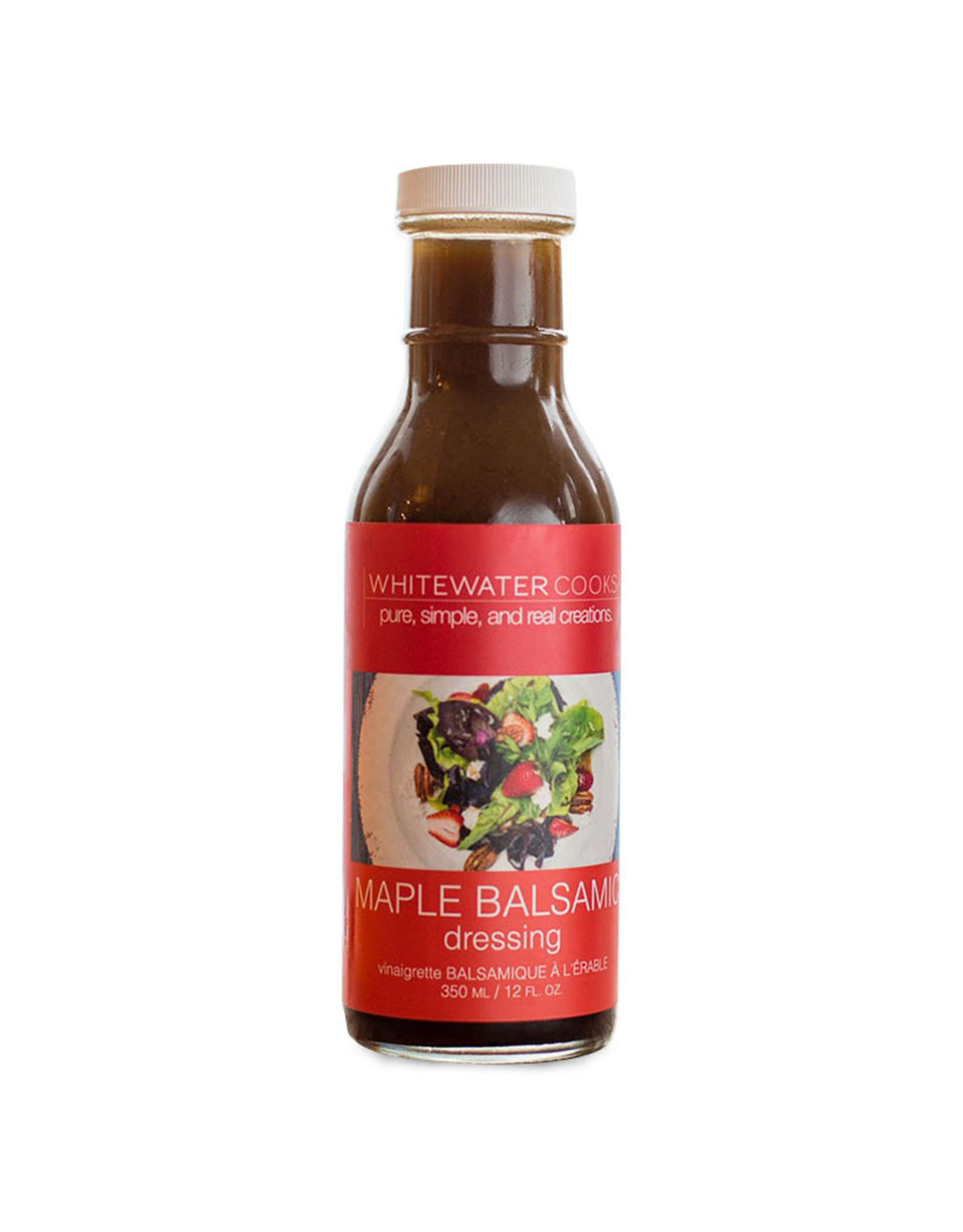 Whitewater Cooks Whitewater Cooks - Dressing, Maple Balsamic (350ml)