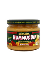 Wild Garden Wild Garden - Hummus, Roasted Red Pepper