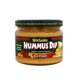 Wild Garden Wild Garden - Hummus, Roasted Red Pepper