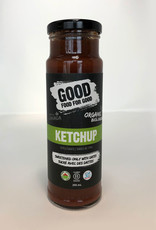 Good Food For Good Good Food For Good - Organic Ketchup, Regular (250ml)