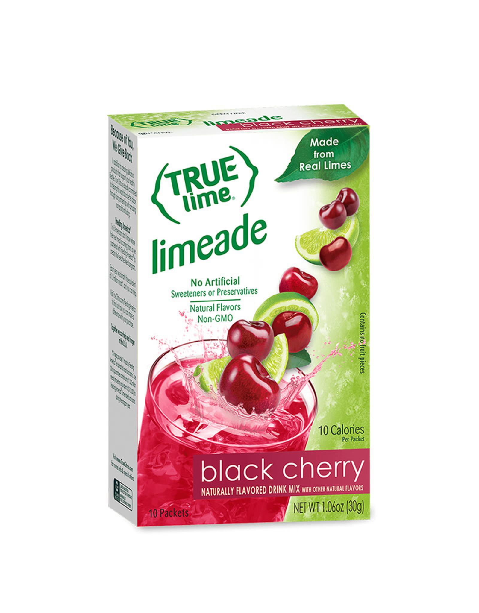 True Citrus True Citrus - True Lime, Black Cherry Limeade (10pk)